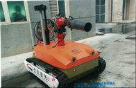 RXR-MY120BD Fire Fighting Equipment Ledakan Bukti Robot Melelahkan Asap
