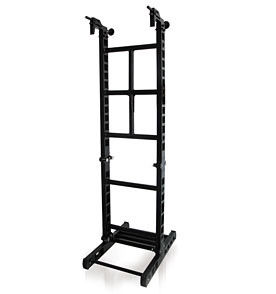 Alloy Tactical Assault Ladders , Large Load Capacity Portable Tactical Ladder