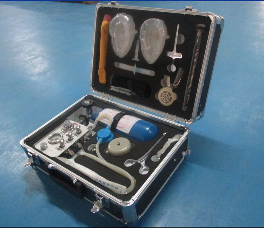 Earthquake Automatic Resuscitator , Emergency Portable Oxygen Resuscitator